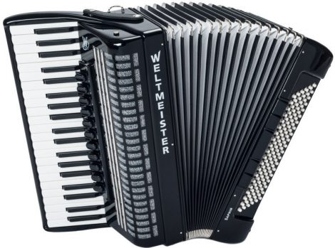 The Best Accordion ⋆ Hear the Music Play
