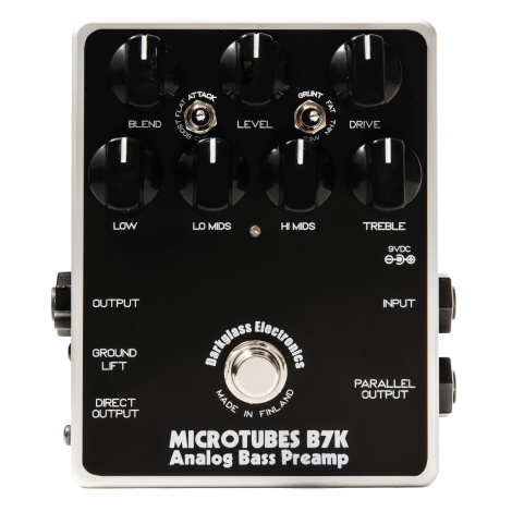 Best Preamps for Bass Guitars ⋆ Hear the Music Play