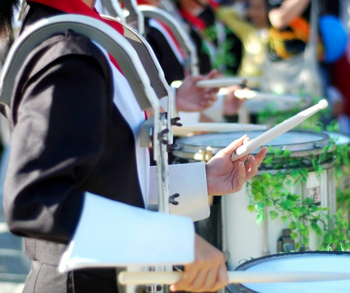 Supporting the Soul of the Marching Band: Which Drum