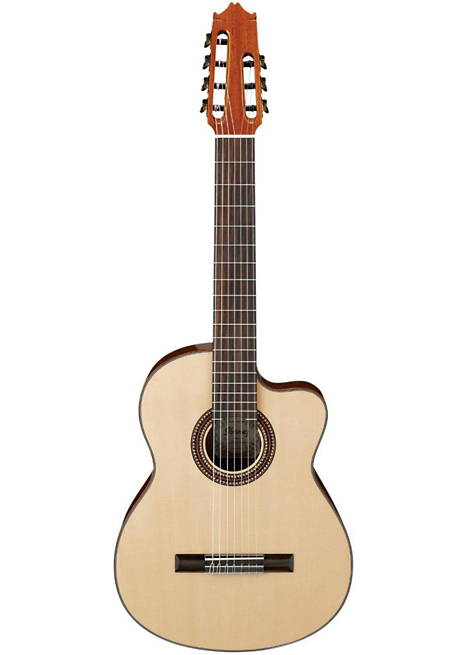 Ibanez G207CWCNT Classical Acoustic 7 String Guitar