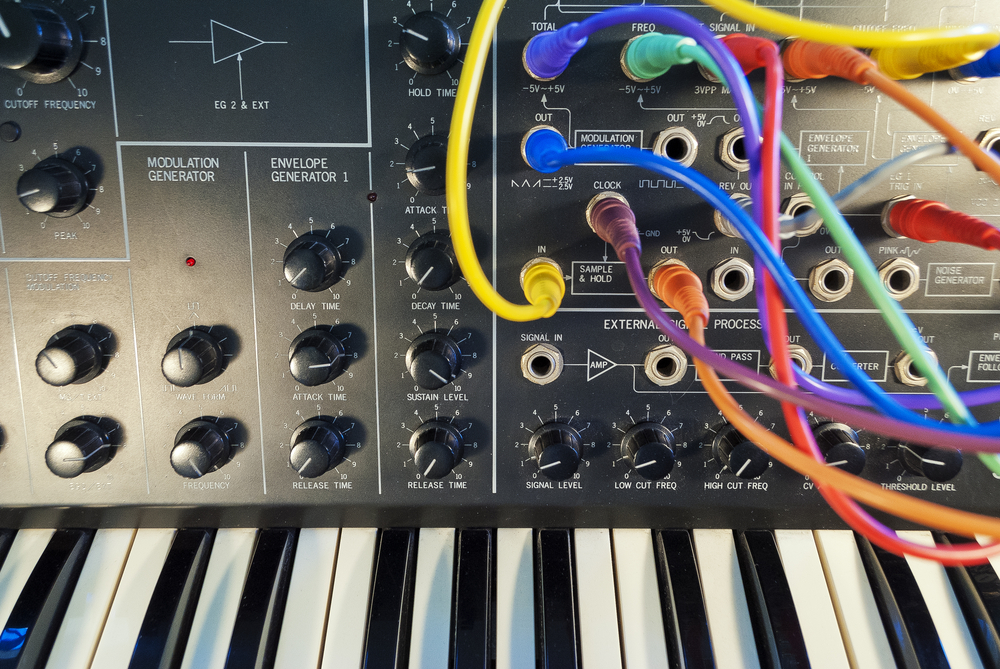 Synth accessories
