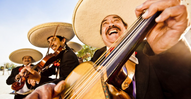 Mariachi band - latin strings