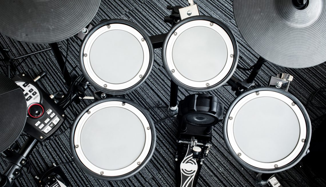 The Best Electronic Drum Set Hear The Music Play