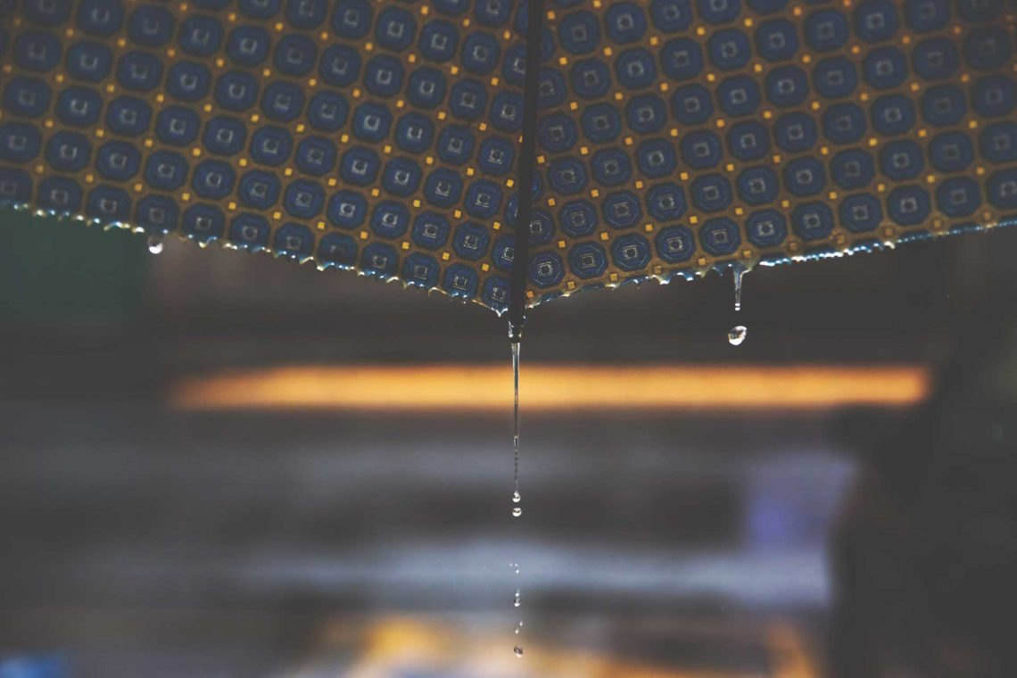 Raining on a Musical Performance