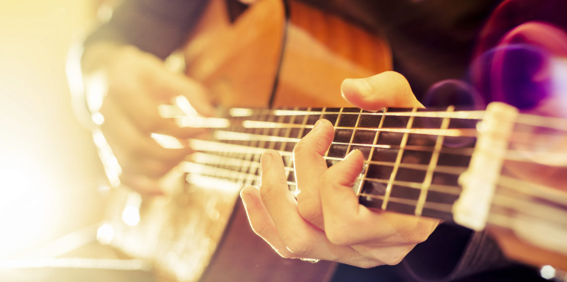 Strumming or Plucking the Strings: Which is Best? ⋆ Hear the Music Play